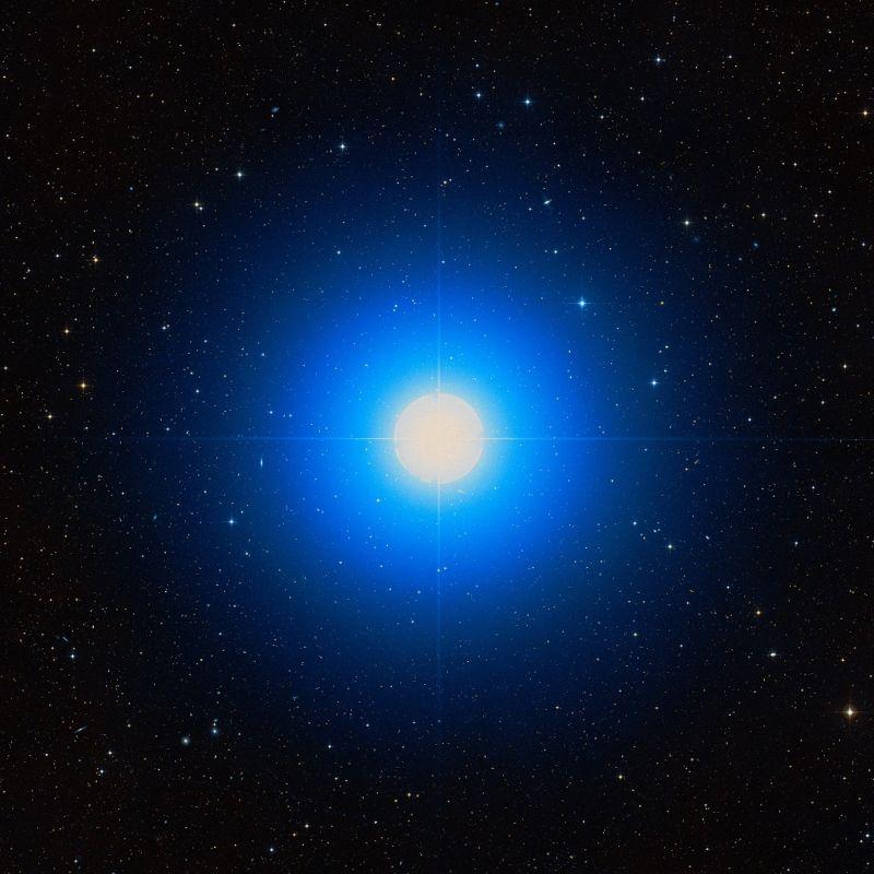 Resultado de imagen de estrella spica de cerca